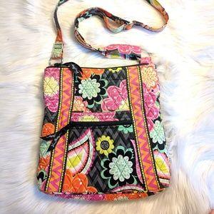 Vera Bradley Floral Crossbody Bag